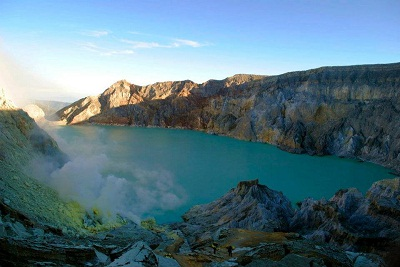 1 Night Ijen Crater Tour